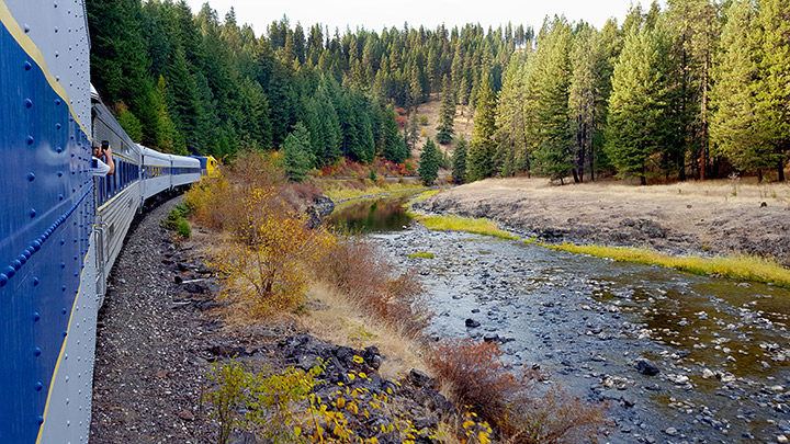 Eagle Cap Excursion Train